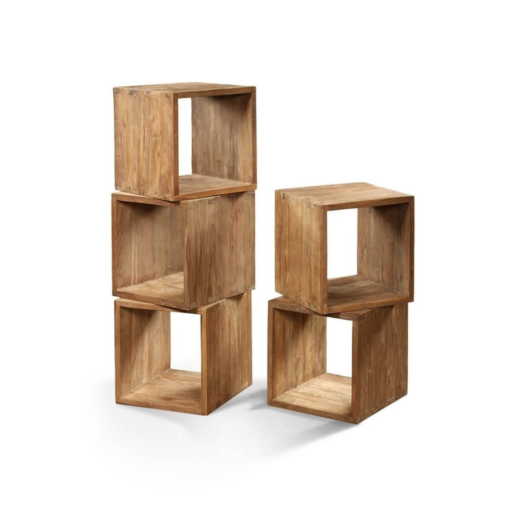 Solid Wood Stackable Storage Cubes Ideas Cube Furniture Cube Storage Wooden Cubes