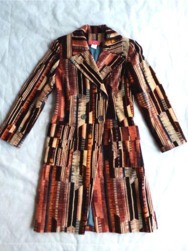 CHACOK-manteau-tres-beau-et-original-taille-1-36-38-comme-neuf