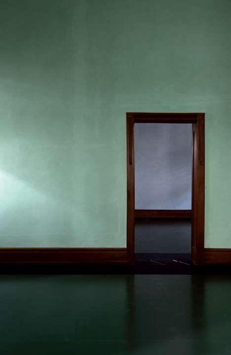david chipperfield   schiller nationalmuseum COLORS Pinterest - Peindre Un Mur Interieur