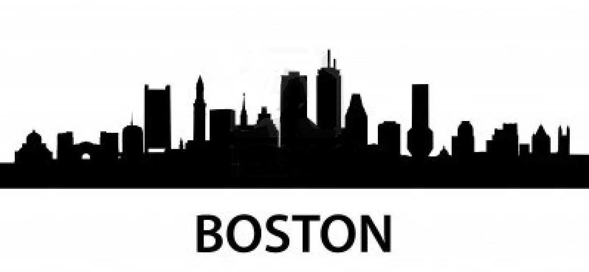 Boston Skyline Tattoo Google Search Boston Skyline Boston Skyline Silhouette Skyline Tattoo