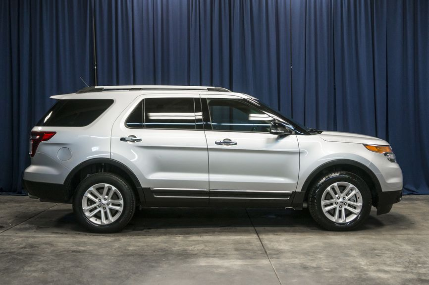Joydrive 2013 Ford Explorer XLT Sport Utility 4D Buy