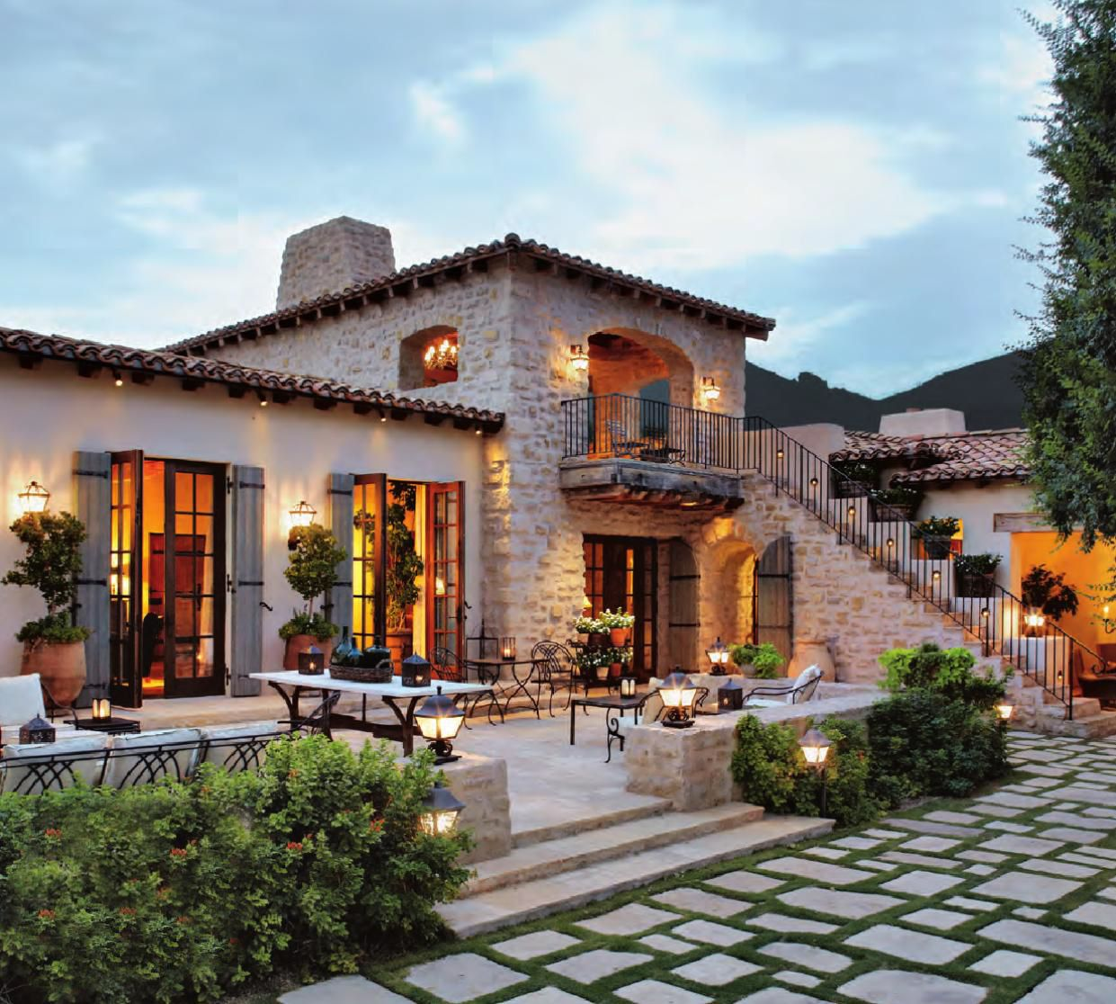 Exterior Pictures Of Mediterranean Style Homes Cities: Mediterranean Homes, House