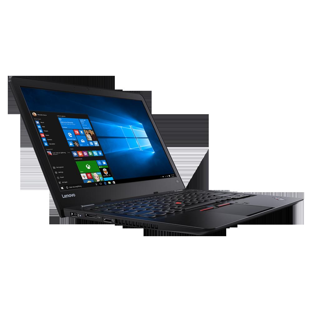 Get Lenovo ThinkPad i5 13 inch laptop from ShopLenovo
