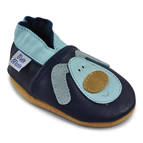 81978c929245 Petit Marin Beautiful Soft Leather Baby Shoes with Suede Soles Toddler  Infant Shoes Crib Shoes Baby First Walking Shoes Prewalker Shoes Small Dog  612 Months ...