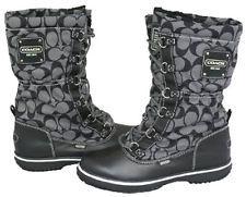 Coach winter boots, Winter boots women