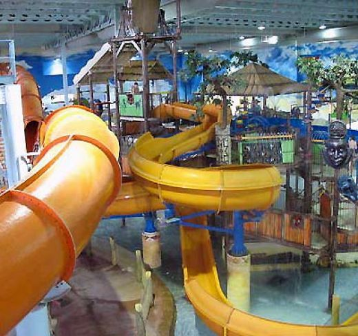 A Lotta Water The World S Gest Indoor Parks