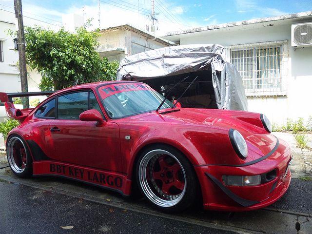 RWB Porsches from Japan - Page 6 | Rwb, Porsche, Car ...