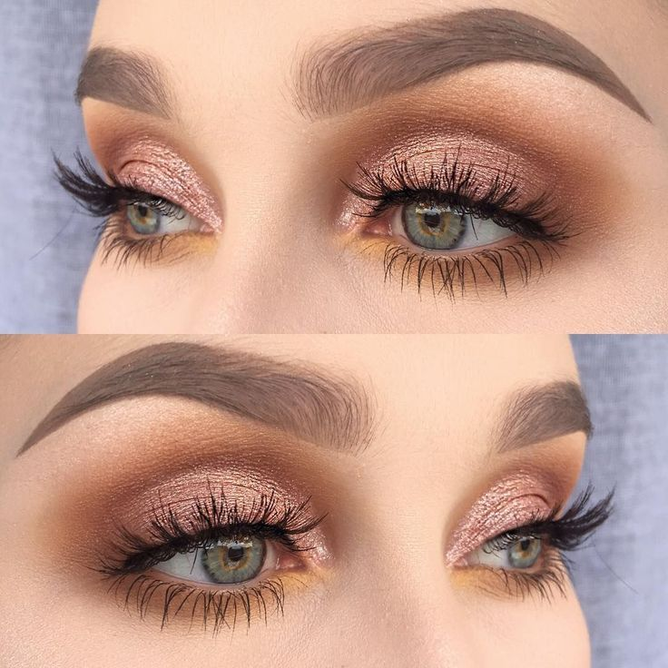 Photo of Elegant 24 Charming Rose Gold Makeup Formal Eye Makeup – #eyes #charmant …