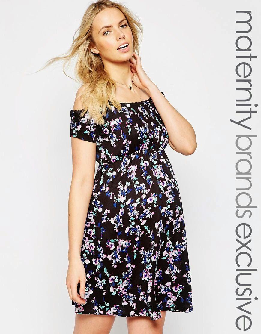 559310c27 Modernos vestidos de moda para embarazadas
