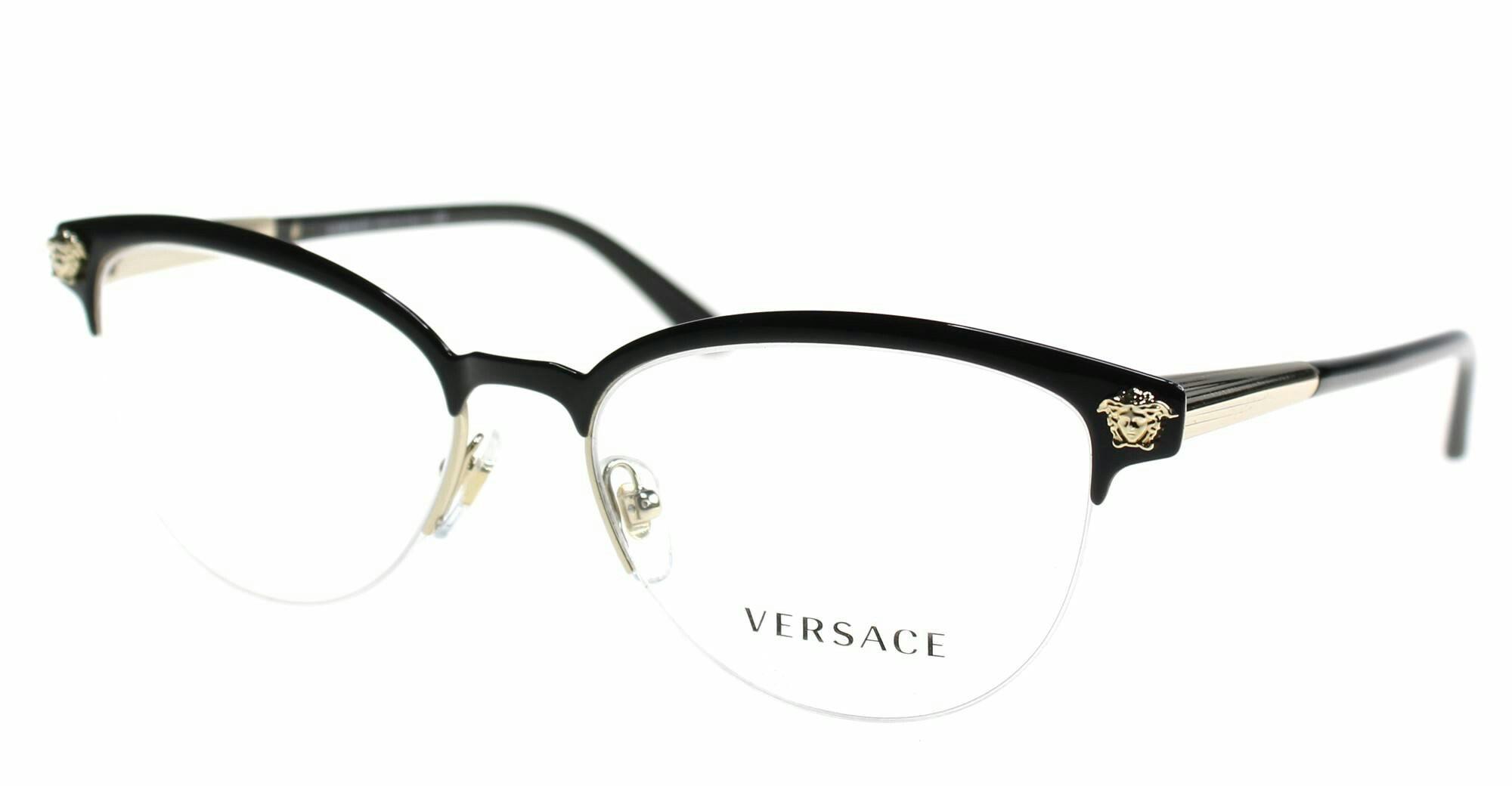 Versace eye glases 2017 Szemüveg 9fdbe60069