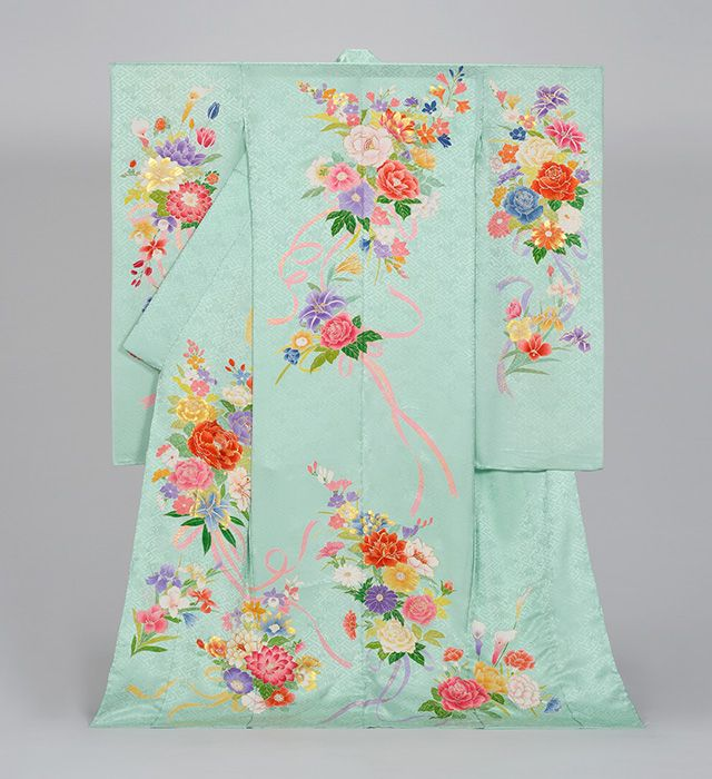 Kimono おしゃれまとめの人気アイデア Pinterest Bouguereau Zhang 着物 引き振袖 振袖