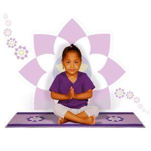 Kids The Little Yoga Mat Lotus Kids Yoga Mat Yoga For Kids Buy Yoga Mat