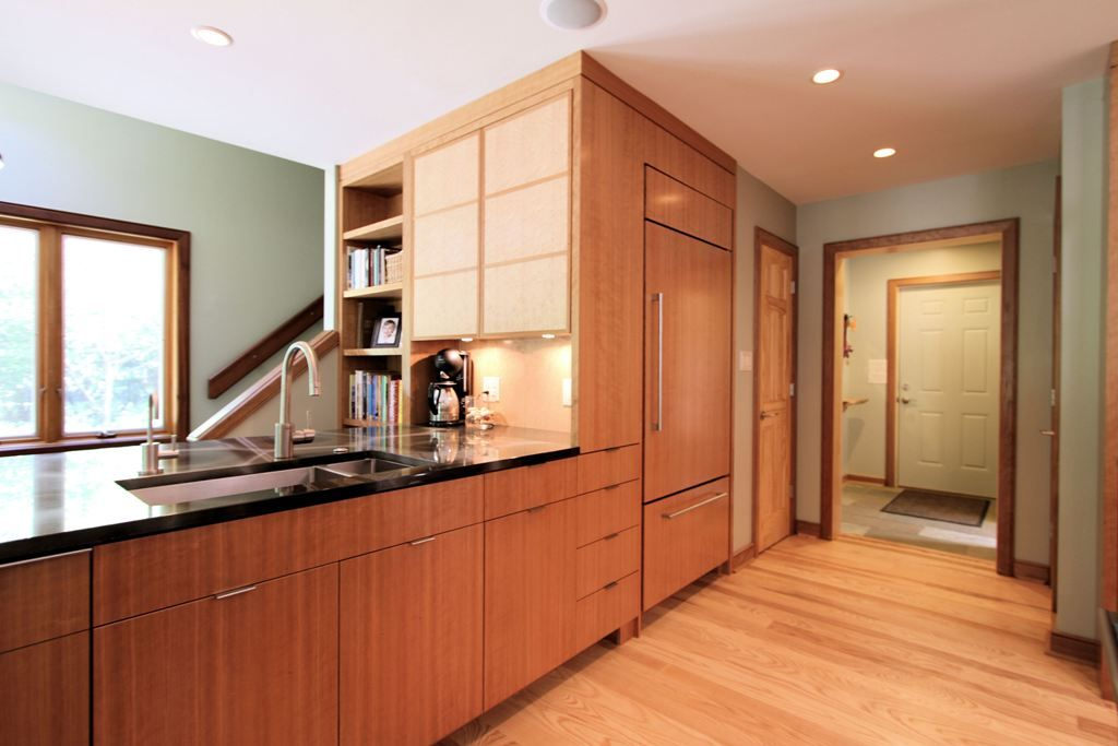 modern cherry kitchen cabinets. nartural cherry cabinets kitchen - google search modern t