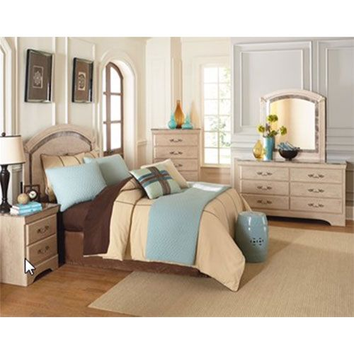 Standard Marche 5 Piece Bedroom Group. I really like the look of this bedroom set  Riversedge 7 Pc