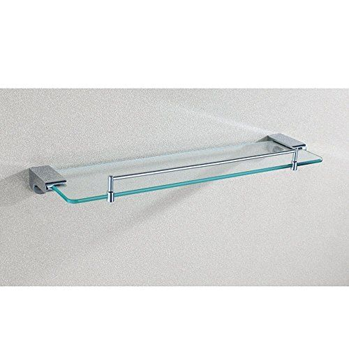 Angle Simple Ga7304 Single Layer Bathroom Gl Shelf Chrome Http