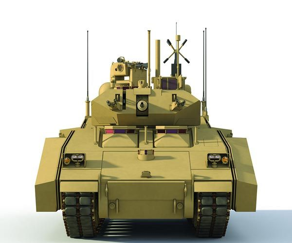Image result for US Army eyes manned-unmanned team for its Next-Generation Combat Vehicle