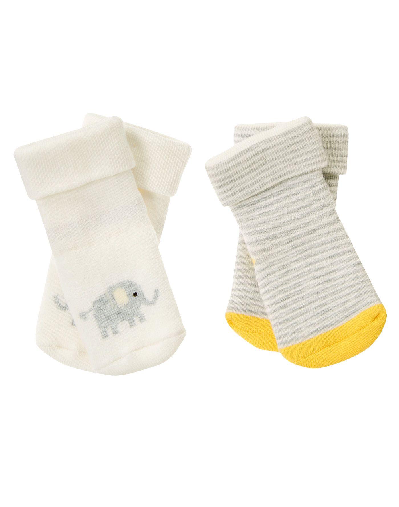 Elephant Socks Two Pack At Gymboree Boy Gymboree Pinterest