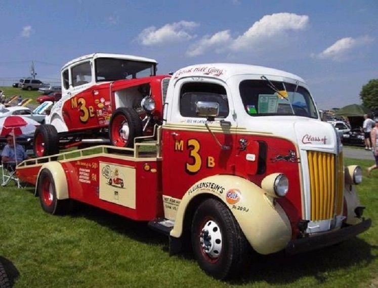 Classic 1946 Ford COE Custom Hauler. & Classic 1946 Ford COE Custom Hauler. | Classic u0026 Custom Car ... markmcfarlin.com