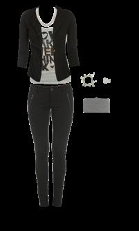 WetSeal.com Runway Outfit:  shani by lonyae.