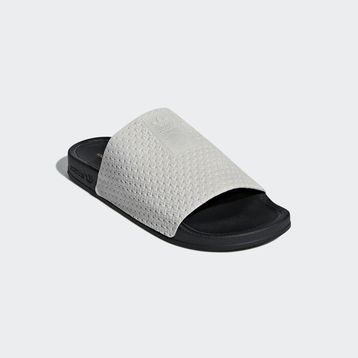 3393a6db22 adidas Adilette Luxe Slides in 2019 | Products | Adidas slides, Pink ...
