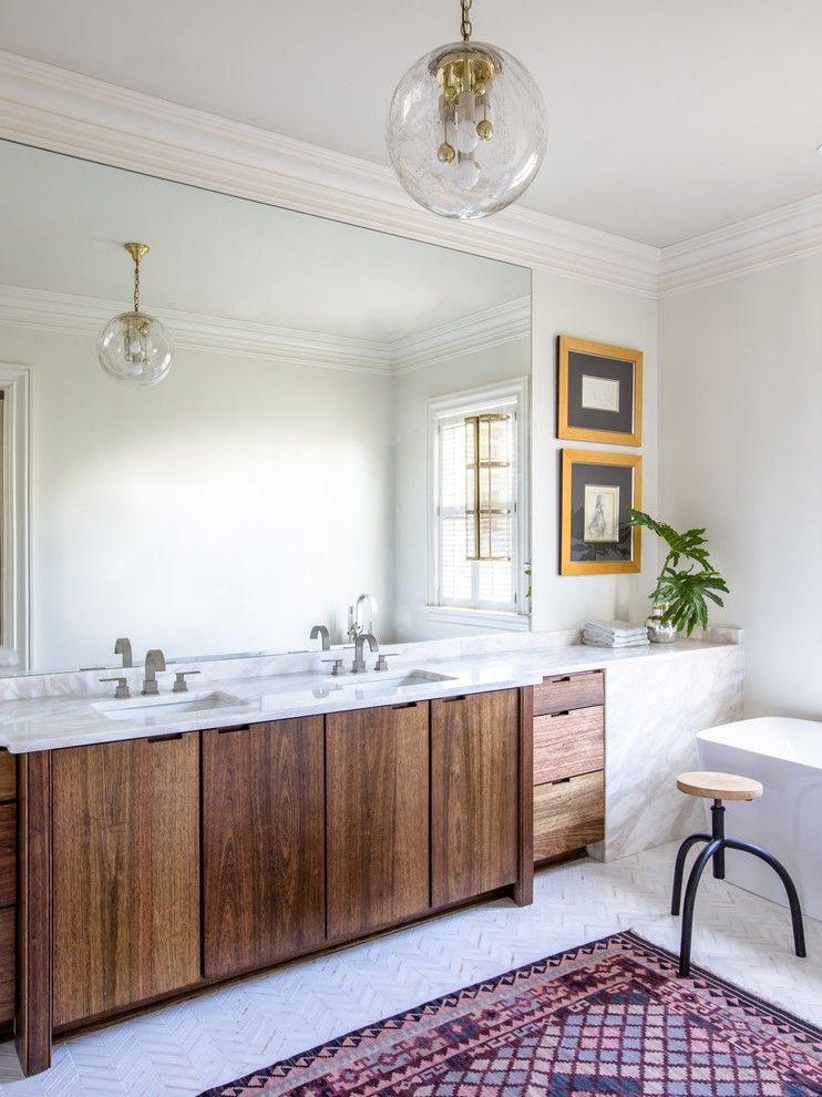 Impressive Home Depot Bathroom Vanity Combo with Floor Mounted Tub ...