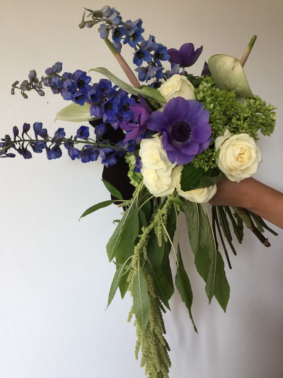 Colors 2017 bouquets wedding. Ramo de novias estilo 2017