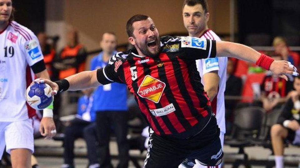 Handball Cl Vardar Skopje Empfangt Rhein Neckar Lowen Handball Champions League Zagreb