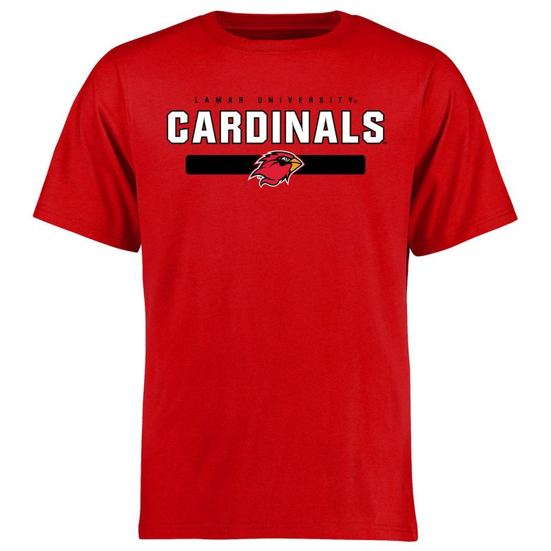 NCAA Lamar Cardinals T-Shirt V3