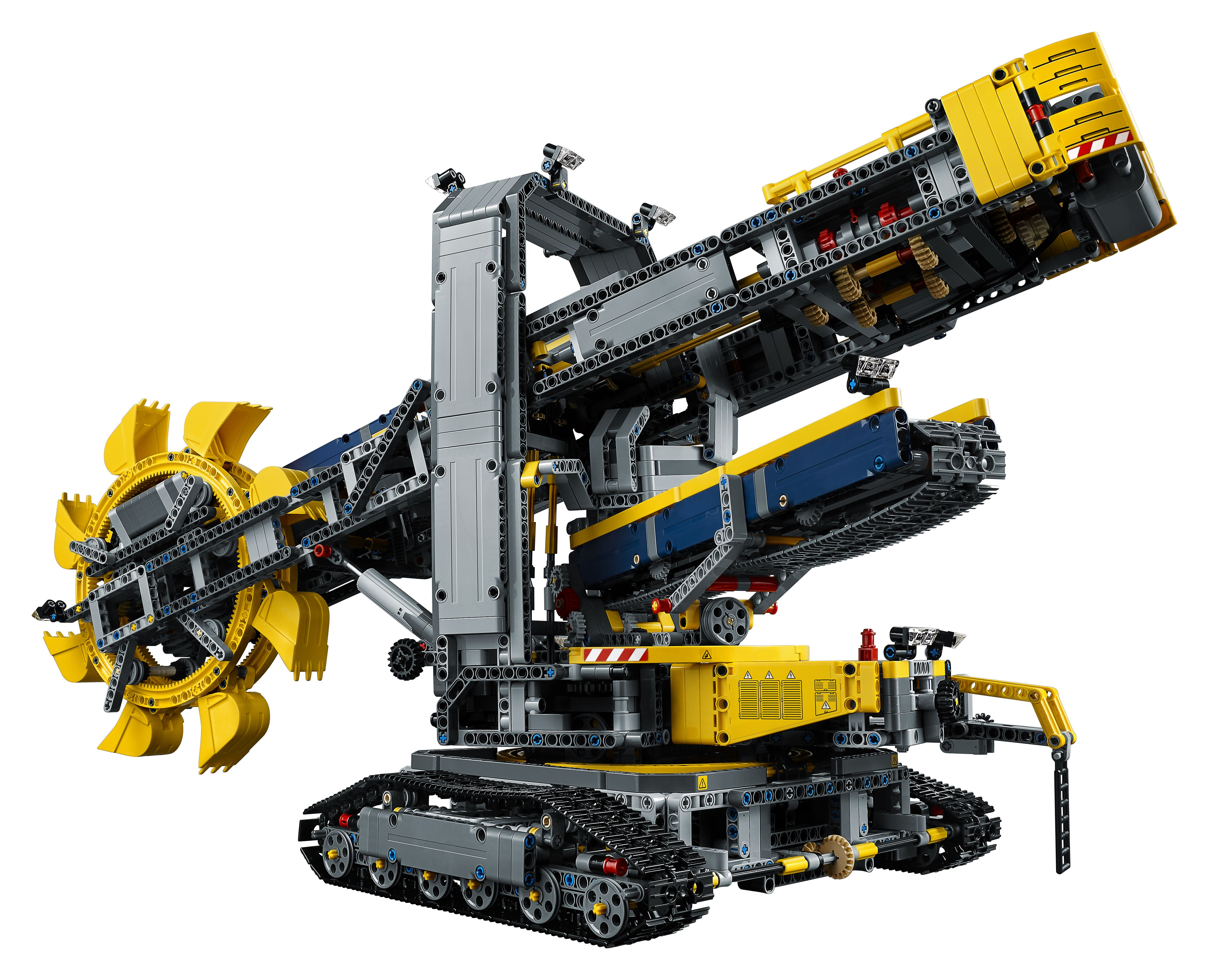 lego technic schaufelradbagger 42055 lego f r m nner. Black Bedroom Furniture Sets. Home Design Ideas