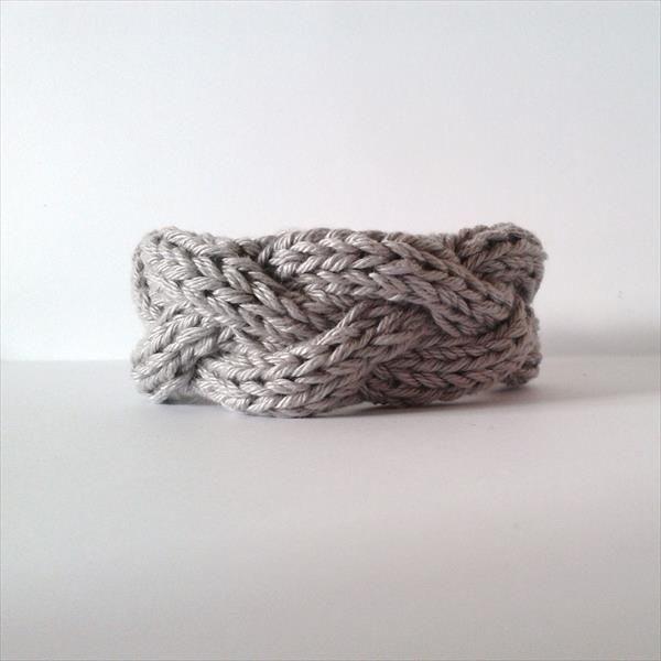Knitting Jewelry Patterns : Easy and free crochet bracelet patterns