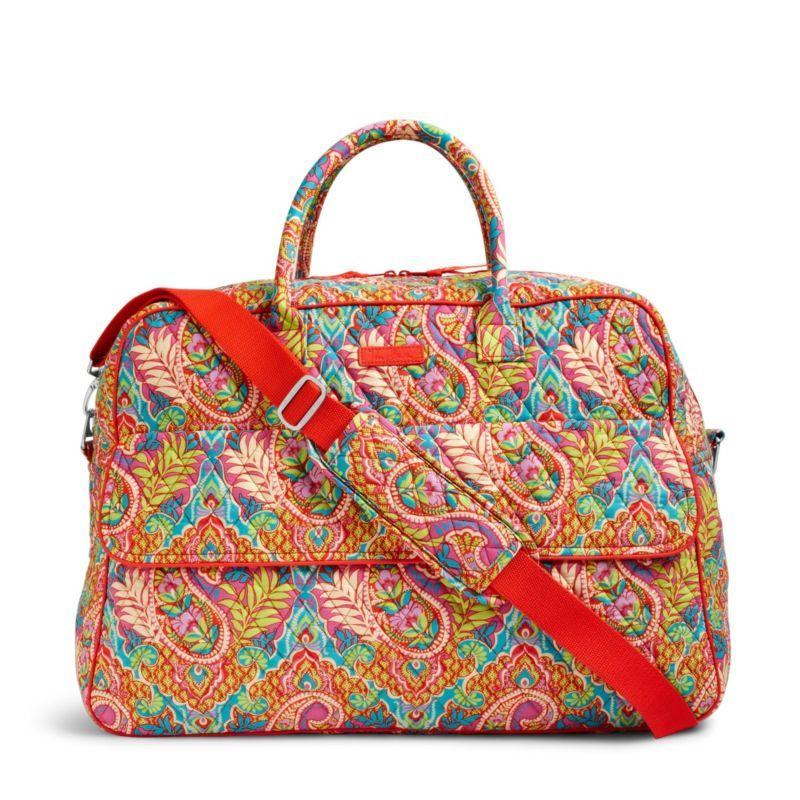 732c6ebcc67d Vera Bradley Grand Traveler Travel Duffel Bag  travel  duffel  traveler   grand  bradley  vera