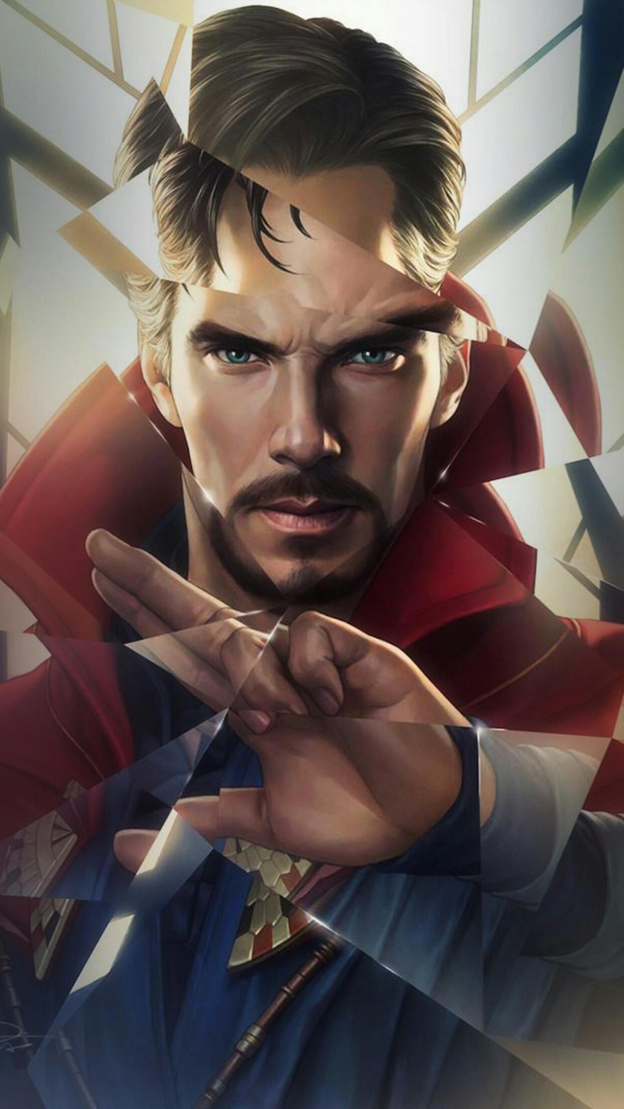 Doctor Strange Wallpaper 28 Pahlawan marvel, Animasi