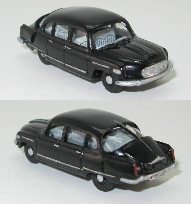 tatra t 603 pkw limousine tatra 1956 1 87 ho rzeczy do. Black Bedroom Furniture Sets. Home Design Ideas