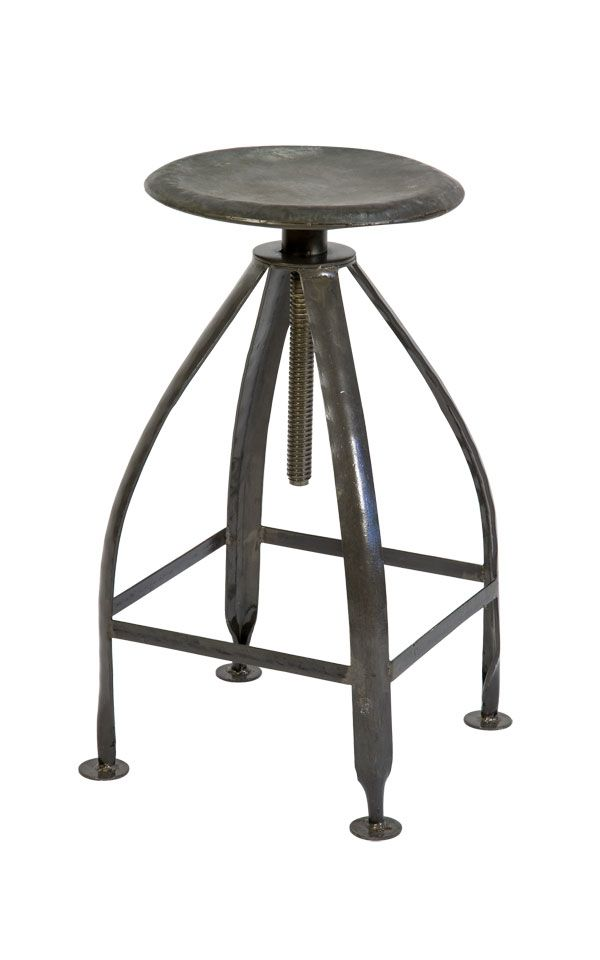 Attractive For Island  Industrial Metal Adjustable Stool Barn Light Electric