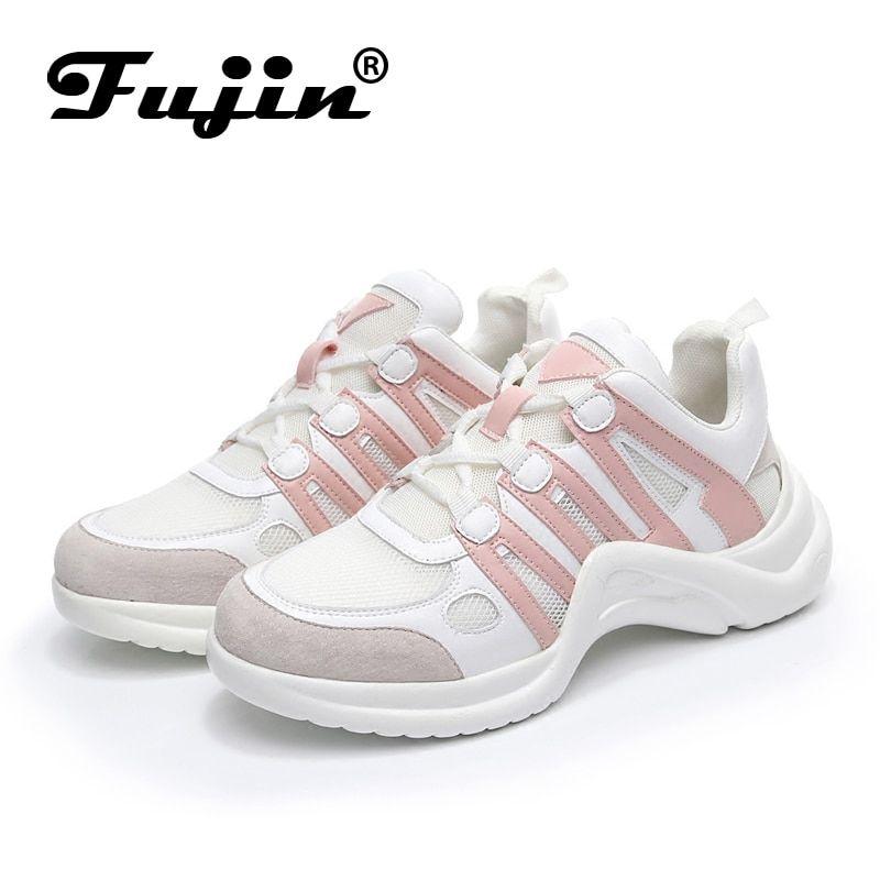 Fujin Brand 2019 Breathable Mesh Women