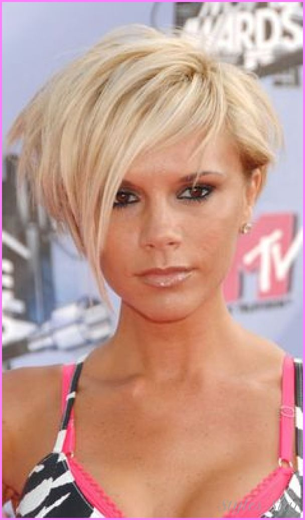 awesome posh spice short hairstyles stars style