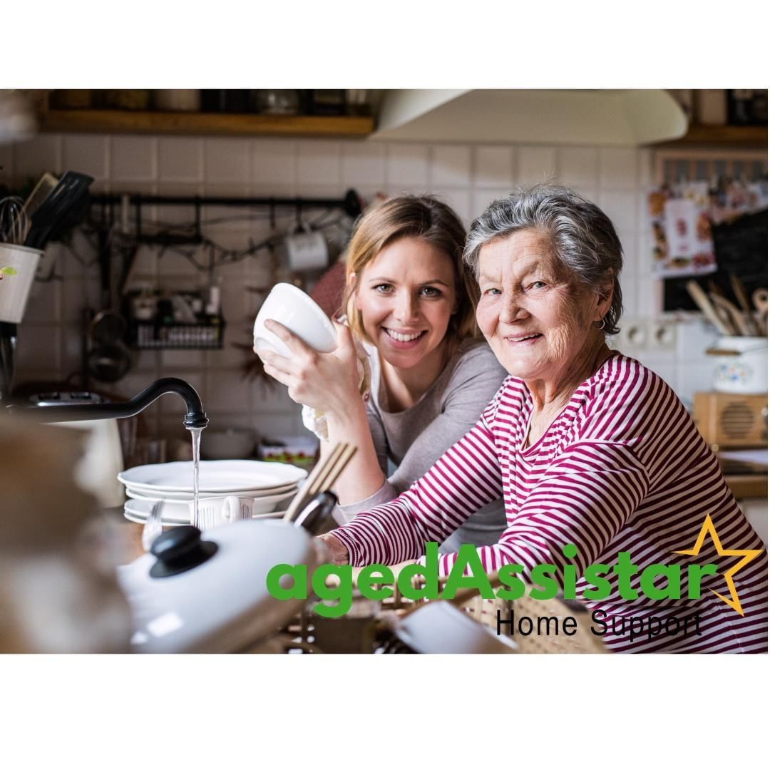 AgedAssistar home helpers are not about taking over and