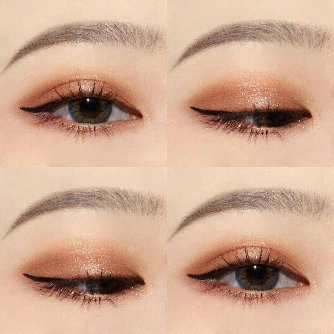 Myfavoritehello Com Asian Eye Makeup Korean Beauty Hooded