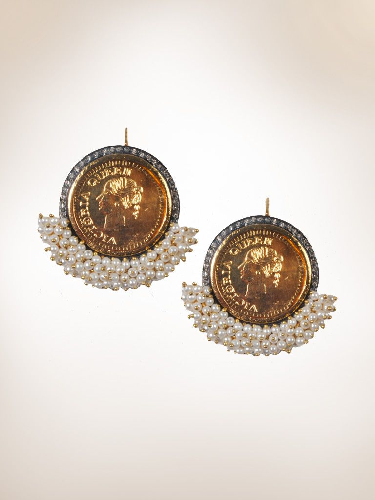 pindalia aleksandraviciene on earrings | pinterest | coins and