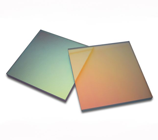Color Changing Translucent Panel