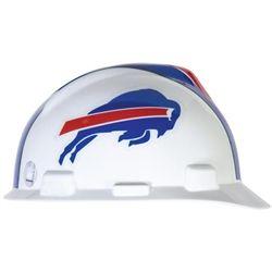 Buffalo Bills Hard Hat - http://www.industrialsafety.com/MSA-818387-Buffalo-Bills-V-Gard-Hard-Hat-p/cc-818387msa.htm