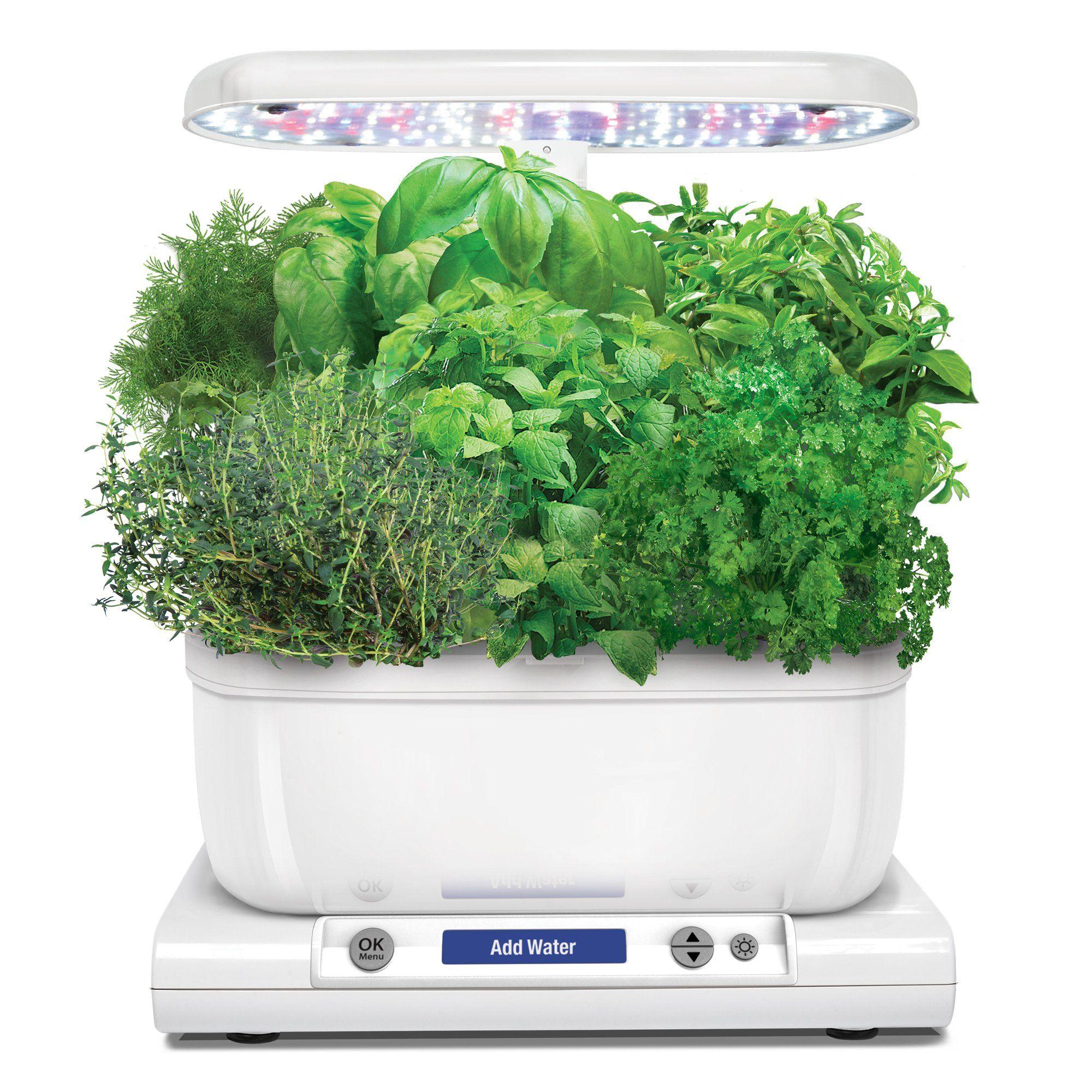 Top 15 Best Indoor Herb Garden Kits Reviews 2018 Updated