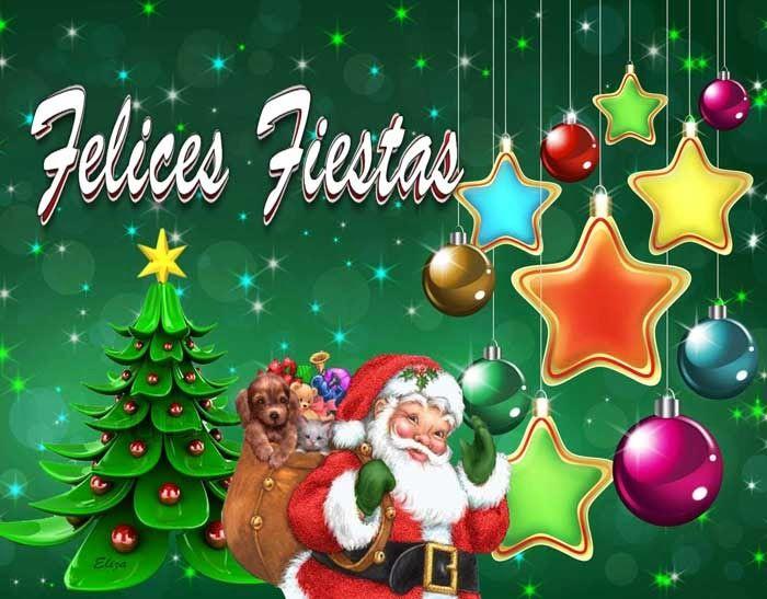 Tarjetas y postales felices fiestas tarjetas de navidad - Tarjetas con motivos navidenos ...