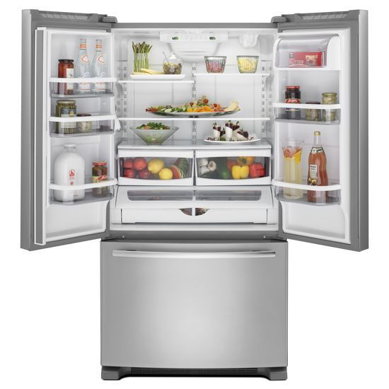 69 Counter Depth French Door Refrigerator With Internal Waterice