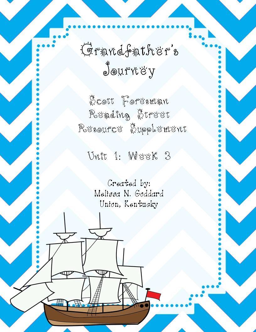 Grandfather S Journey Unit