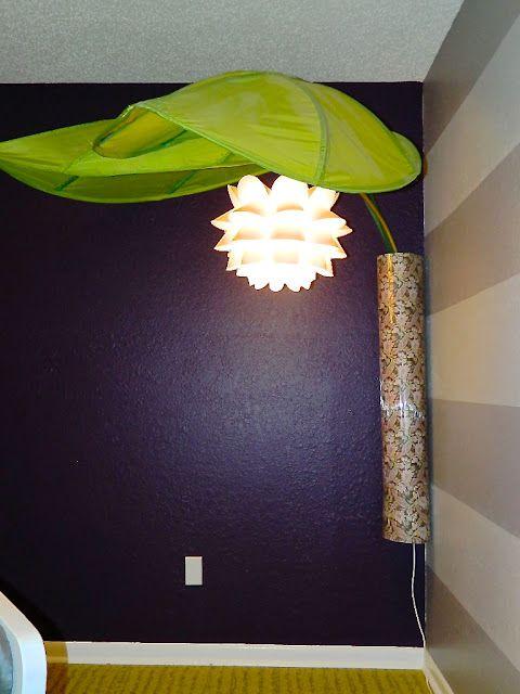 Giant Flower Canopy Lamp Ikea Leaf Canopy Kids Canopy