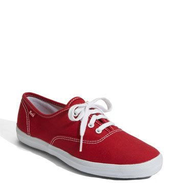 a125996bce2 I wishwishwishwishwish that I could buy these right now. Keds®  Champion   Canvas Sneaker (Women)