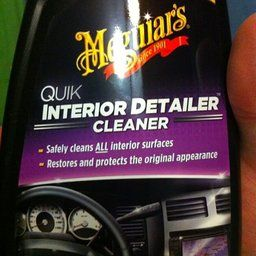 Meguiar S G13616 Quik Interior Detailer Cleaner 16 Oz