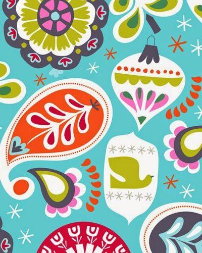 print & pattern: Blend Fabrics - Maude Asbury Collections