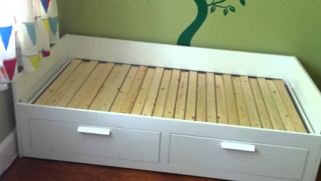 Best Maxresdefault Jpg 1280×720 Ikea Bed Slats Ikea Trundle Bed Daybed 400 x 300